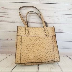 Merona Light Brown Tote Bag, Purse